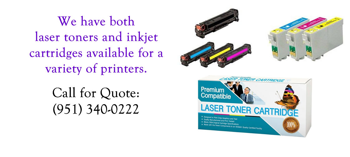 Buy Laser Toners and Ink Jet Cartridges